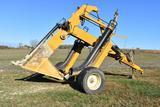 Liebrecht pull-type tile plow