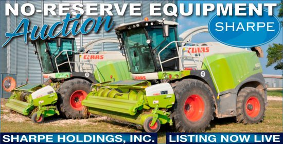 Ring 1: No-Reserve Equipment Auction