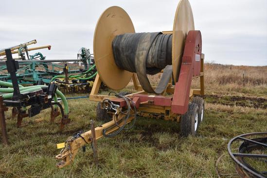 Farm Star portable hose reel
