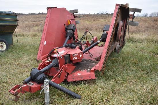 Bush Hog 2815 batwing mower