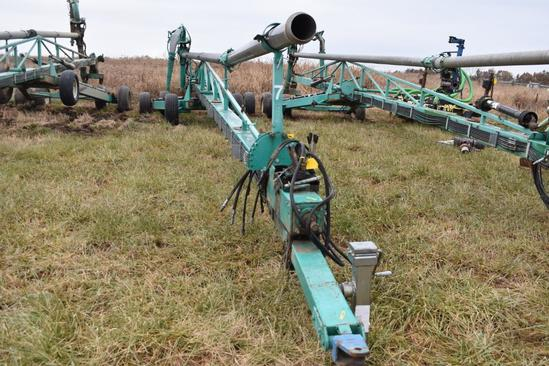 "Houle 45'x6"" manure agitation pump"