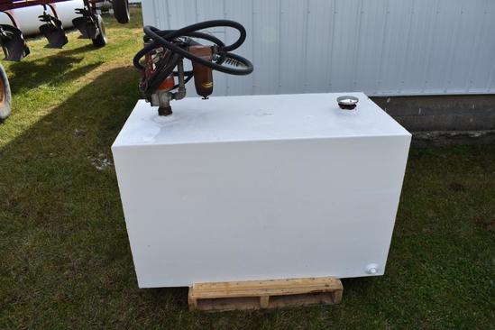 150 gal. fuel transfer tank