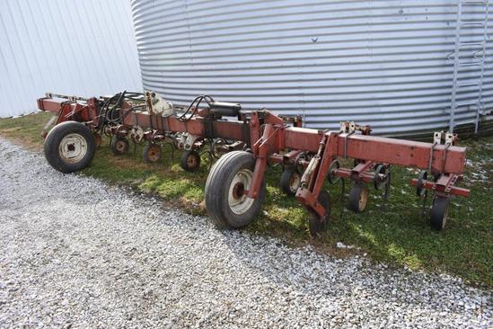 "Bush Hog 8 row 30"" cultivator"