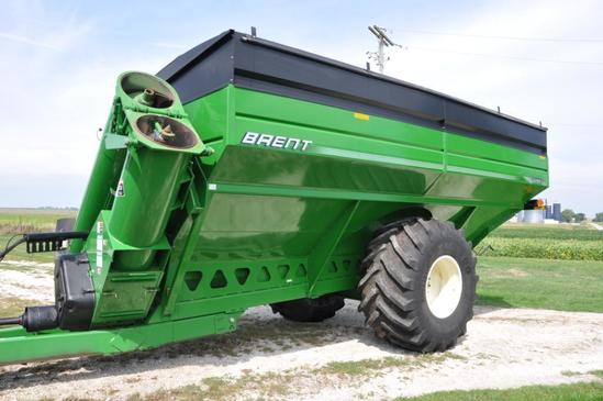 '08 Brent 1194 grain cart