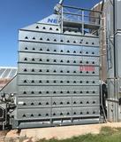 Neco D1680 screenless grain dryer