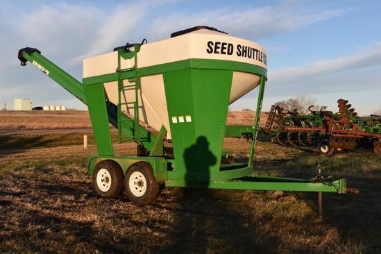 2009 Seed Shuttle 209 seed tender