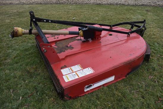 Bush Hog 297 7' 3-pt rotary cutter