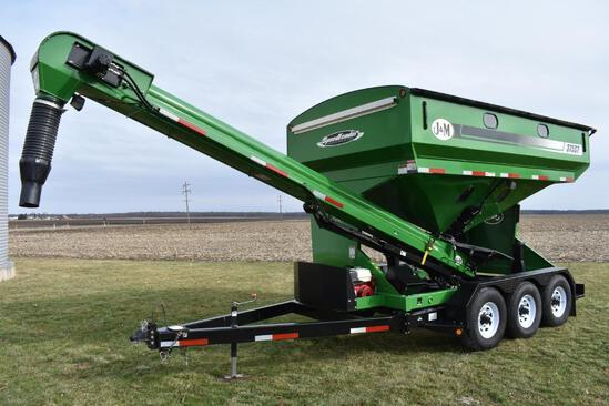 2012 J&M 375 ST seed tender