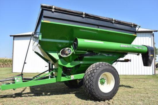 2011 Brent 782 grain cart