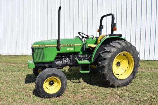 1994 John Deere 5400 2wd tractor