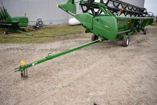 Unverferth HT36 36' head cart