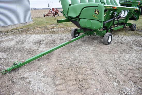 Unverferth HT25 25' head cart