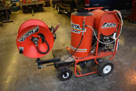 Alkota 3203E hot water pressure washer