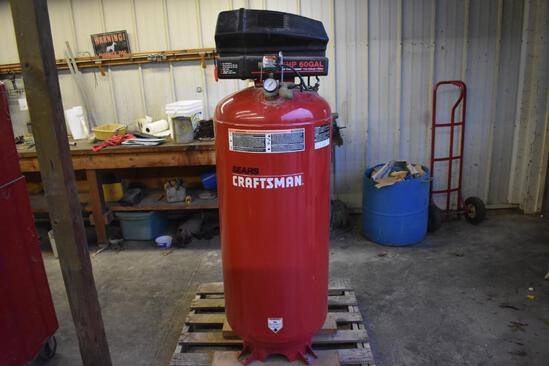 Craftsman 60 gal. upright air compressor