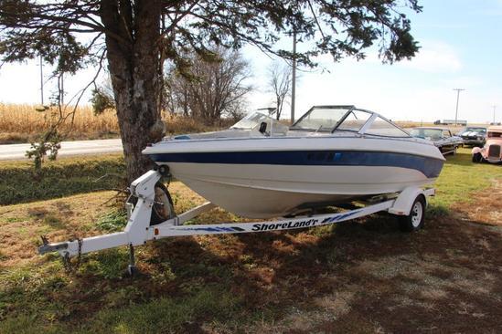 1994 Larson 194 SEi open bow boat