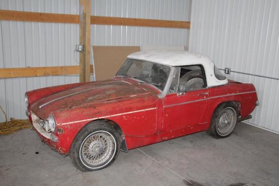 1969 MG Convertible