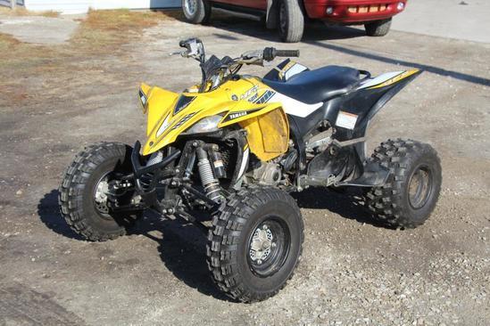 2016 Yamaha YZF 450R ATV