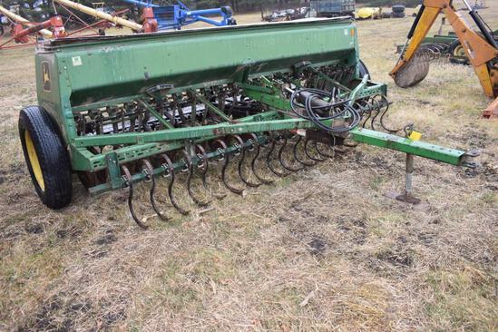 John Deere 8300 13' grain drill
