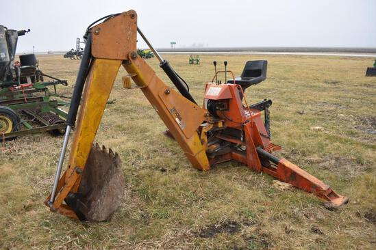 Woods 1050 3-pt. backhoe