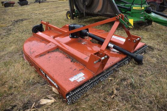 Rhino 184 7' 3-pt rotary cutter