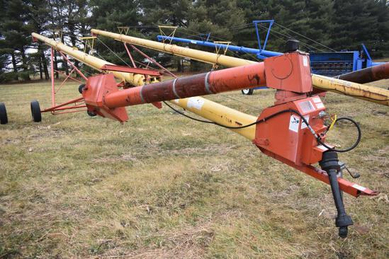 Westfield MK 100-61 swing away auger