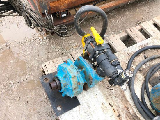"John Blue 1"" hyd. pump"