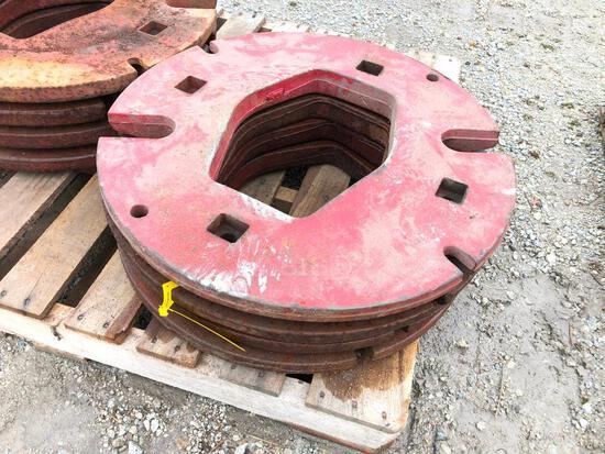 Wheel weights x4