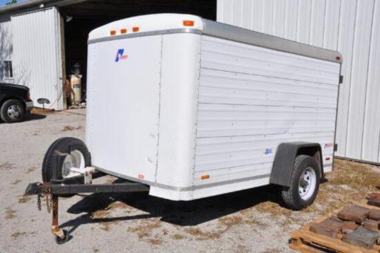 1990 Pace 11' cargo trailer