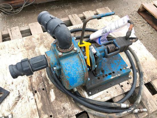 "John Blue SP3221 2"" hyd. pump"