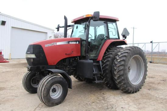 2002 Case IH MCM175 2wd tractor