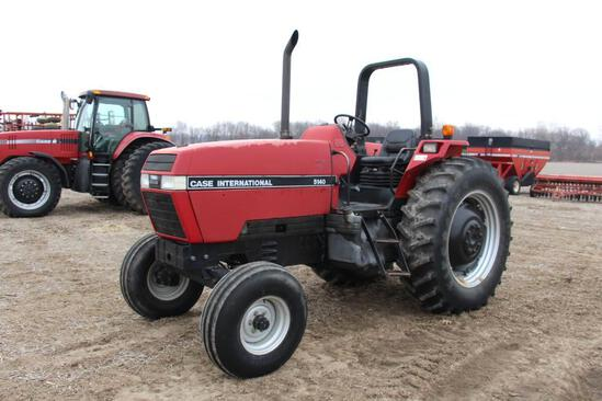 1991 Case IH 5140 2wd tractor