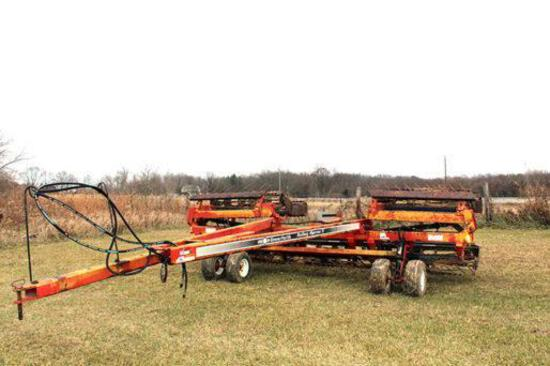 Unverferth 26' Rolling Harrow II