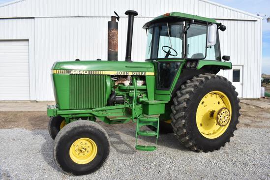 1978 John Deere 4420 2wd tractor