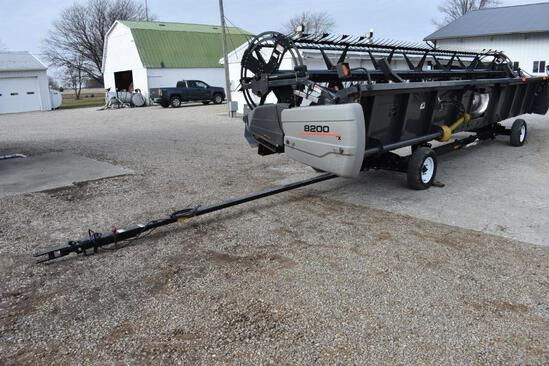 J&M HT-974 30' head cart