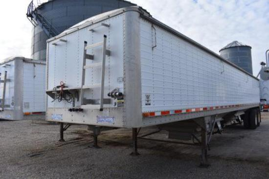 1995 Wilson DWH-400 41' hopper bottom trailer