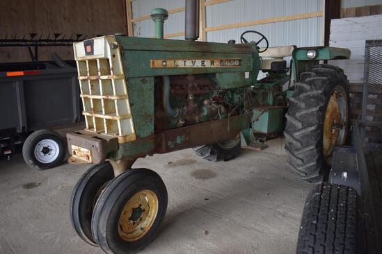 Oliver 1650 tractor