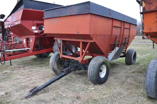 500 bu. gravity wagon