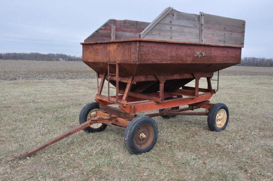 150 bu. gravity wagon