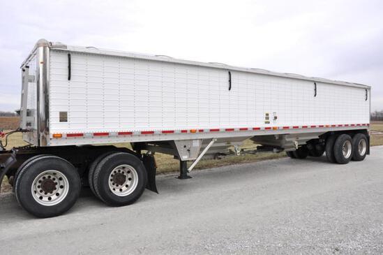 2014 Wilson 39' hopper bottom trailer