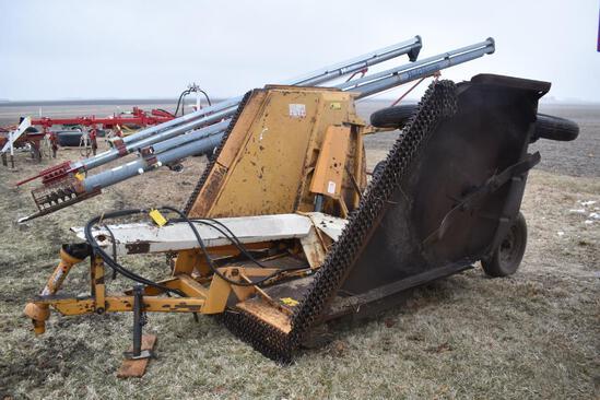 Woods HD315 15' batwing mower