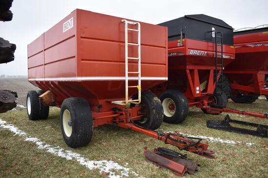 Brent 650 gravity wagon