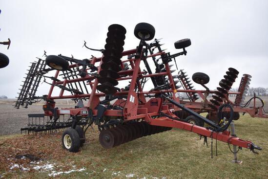 Landoll 850 22' soil finisher