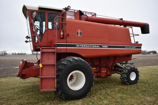 1978 IH 1460 combine