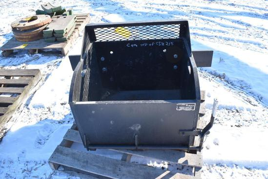 Sturd-E Built front rock box