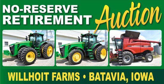 No-Reserve Farm Retirement Auction