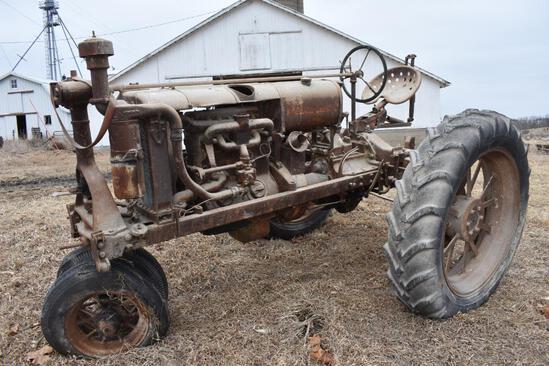 Farmall F20 tractor