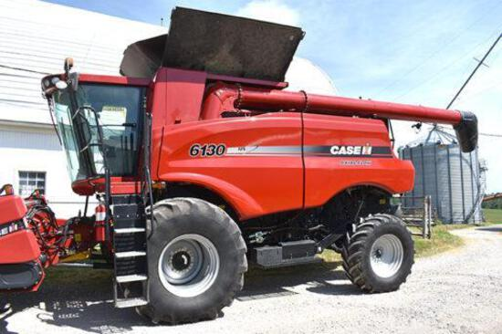 2012 Case IH 6130 4wd combine