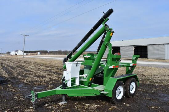 HitchDoc 2-box Travis Seed Cart seed tender