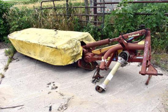 New Holland 465 3-pt. disc mower