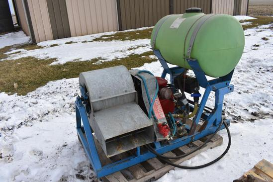55 gal 3-pt. mist blower